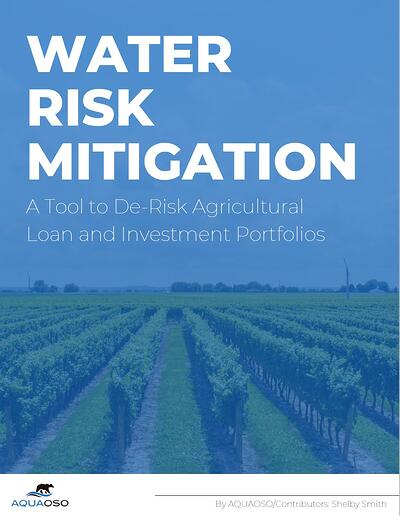 Mitigation White Paper Cover Page Real