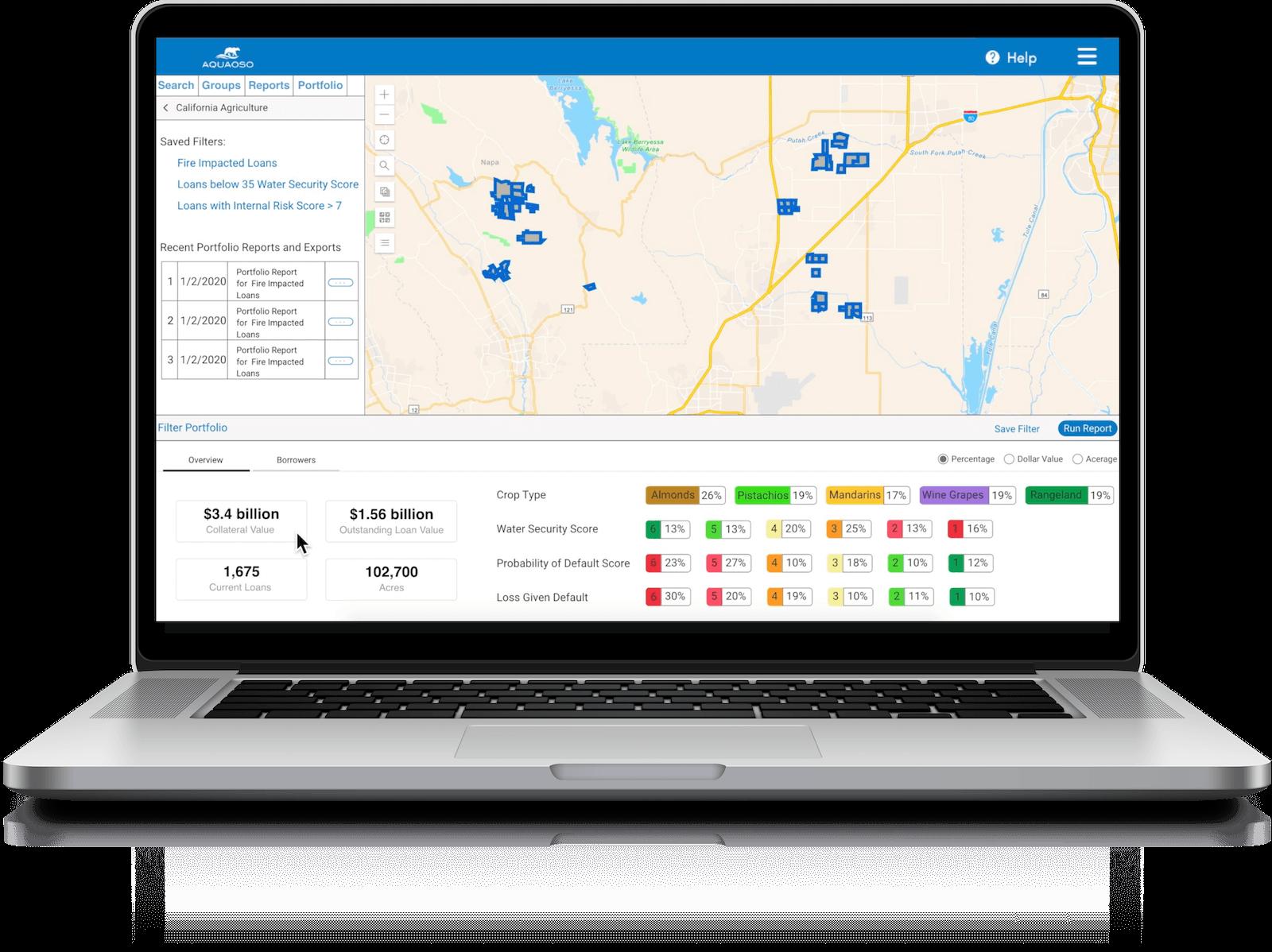 AQUAOSO-GIS-Portfolio-Tool
