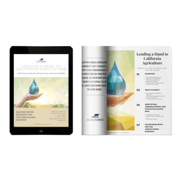 Lending A Hand to California Agriculture eBook By AQUAOSO - White Paper - SQuare