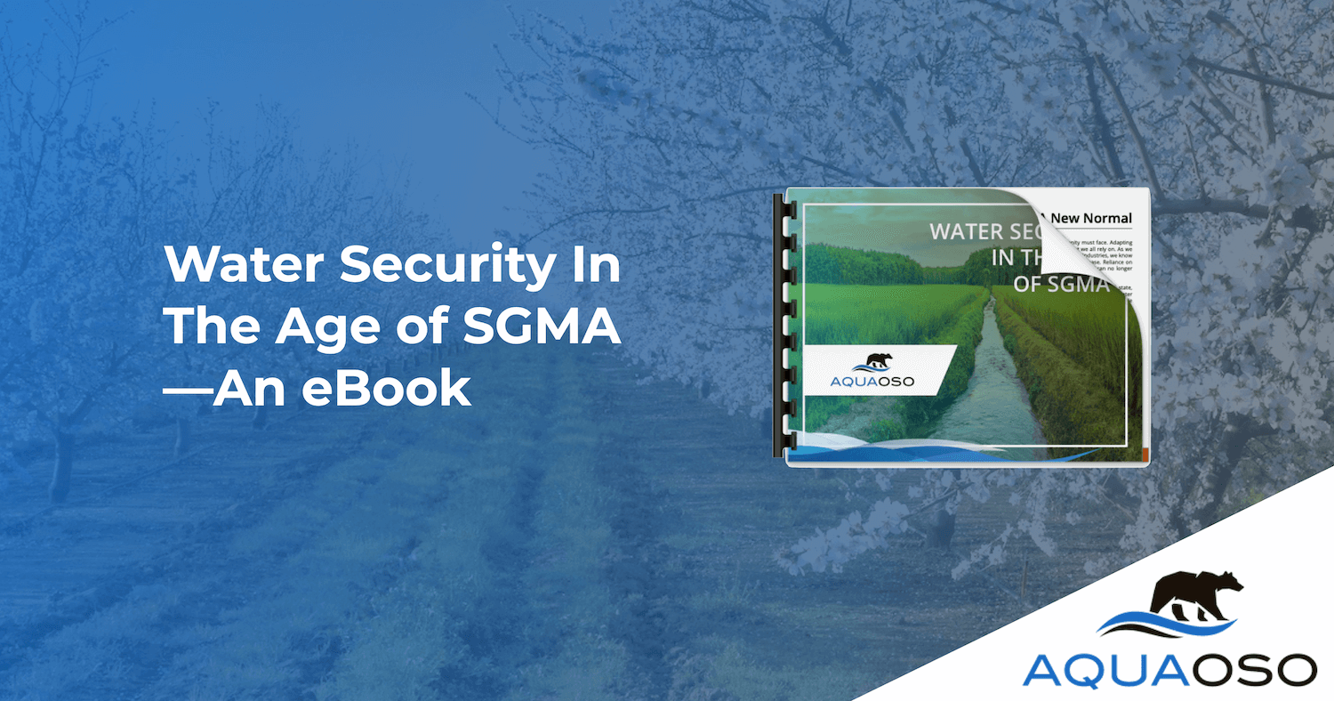 Water Security In The Age Of SGMA eBook By AQUAOSO Thumbnail